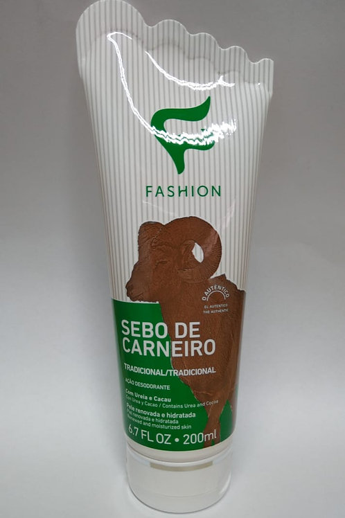 Sebo de Carneiro Tradicional - Fashion - 200ml