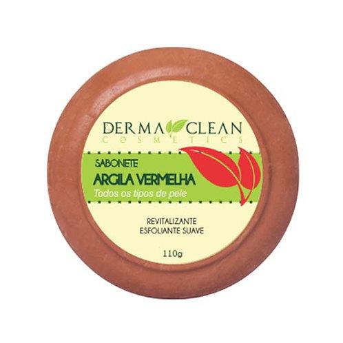 Sabonete de Argila Vermelha Derma Clean