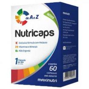 NUTRICAPS de A a Z 60 cápsulas