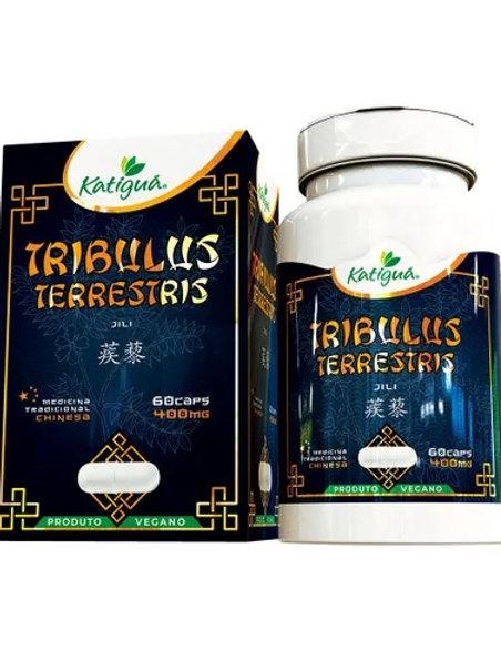 Tribulus Terrestris (400mg) 60 cápsulas vegetarianas - katiguá