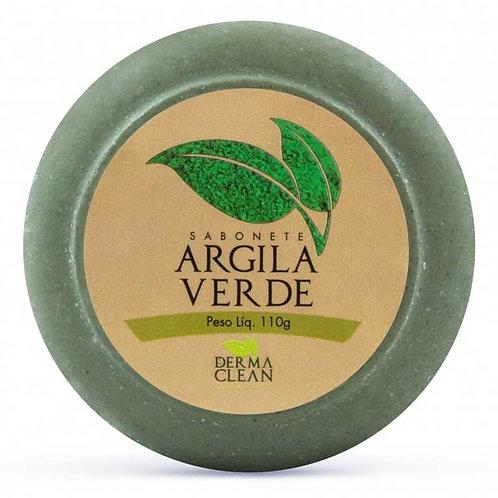 Sabonete de Argila Verde Derma Clean