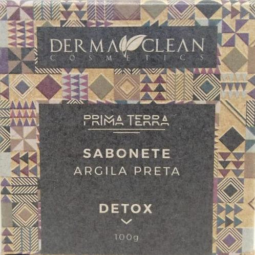 Sabonete de Argila Preta Derma Clean