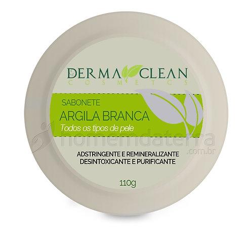 Sabonete de Argila Branca Derma Clean