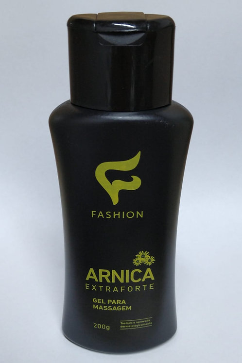 Gel massageador Arnica - Fashion - 200g
