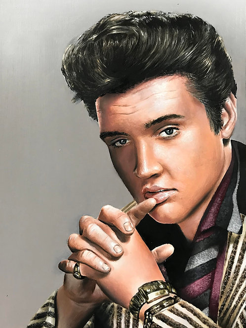 Elvis Print (A3)