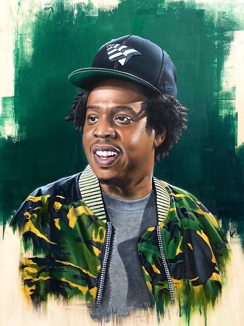 Jay-Z Print (A3)