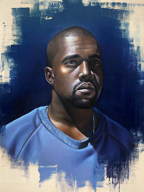 Kanye West Print (A3)