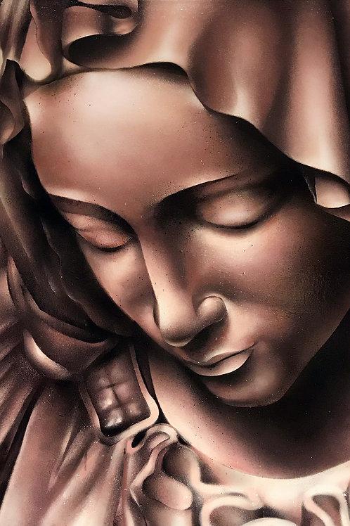Pieta Print (A2)