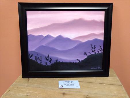 Lavender Skies Lin Buckner