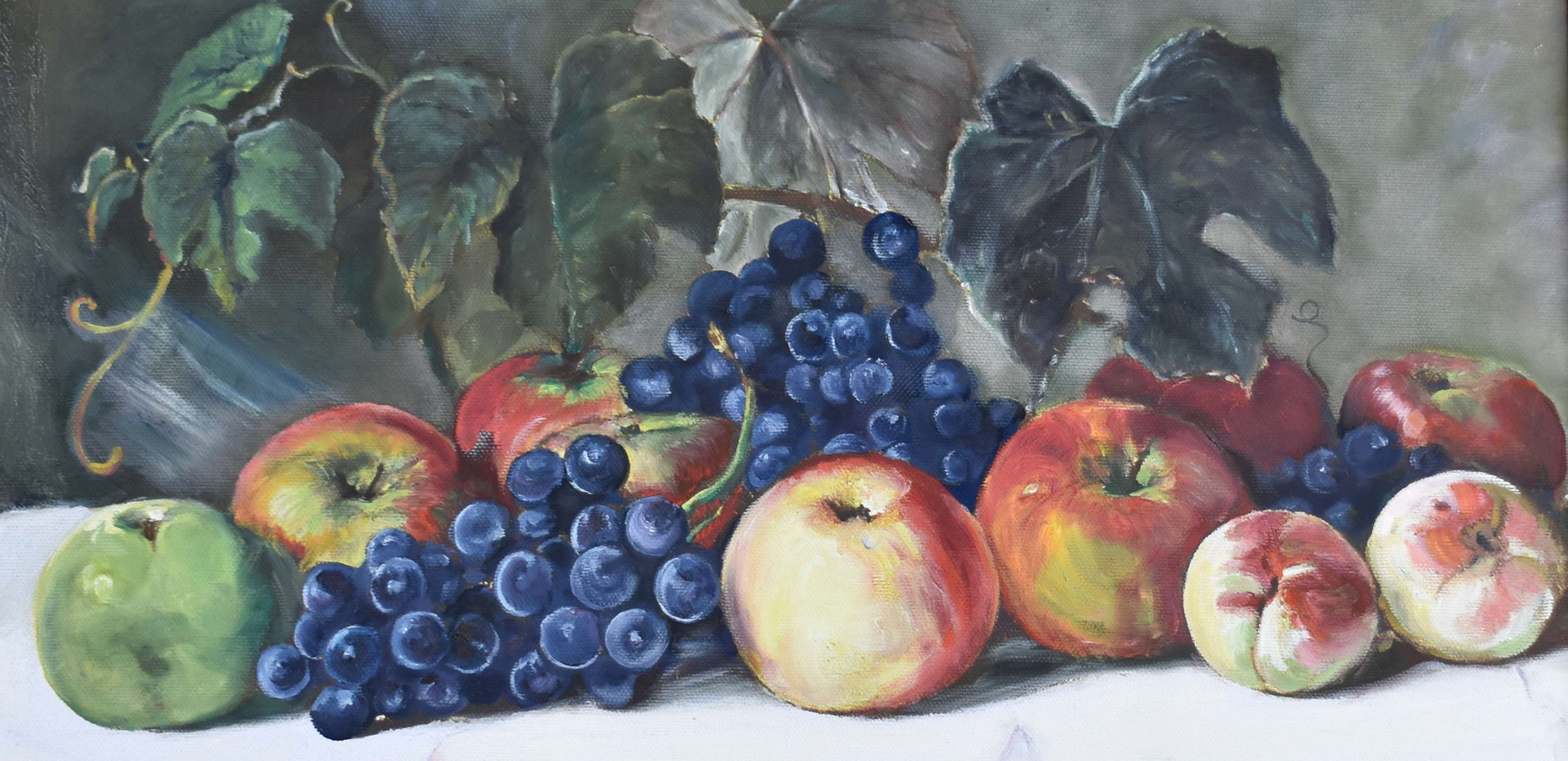 """Morning Fruit"" Reb. Hetzel"