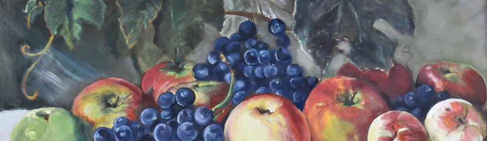 """""""Morning Fruit"""" Reb. Hetzel"""