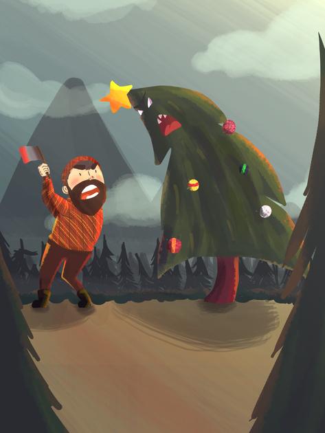 Tree Hunter