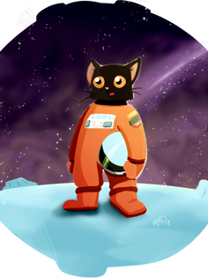 Major Tom Cat