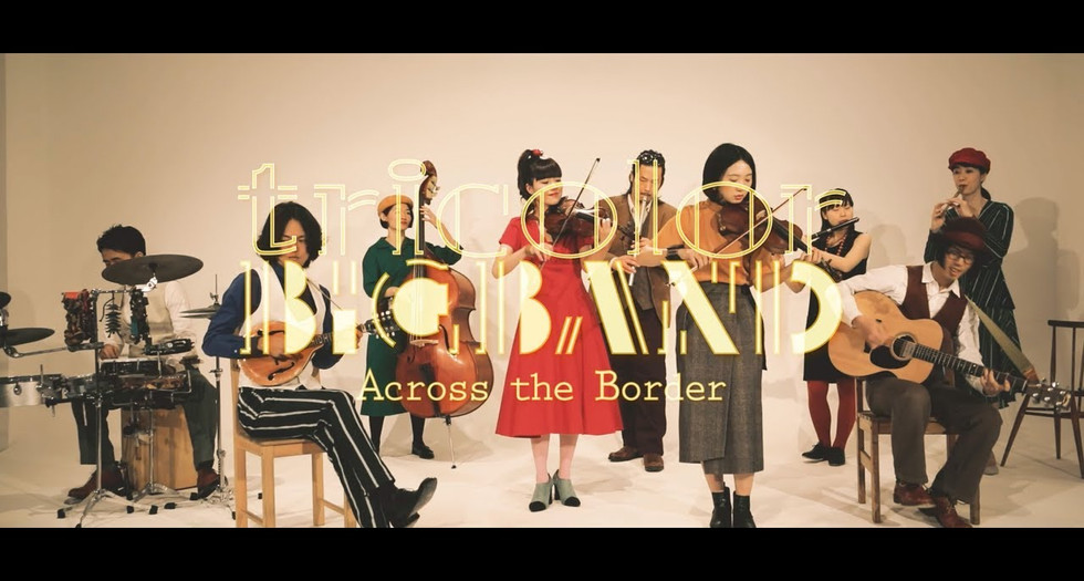 tricolor - Across the Border