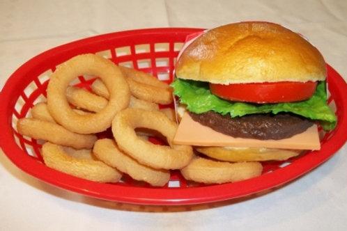 Burger Ring Basket - BH 300
