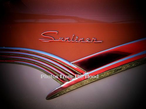 '56 Ford Side Trim