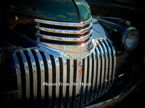 '47 Chevy Truck Grill