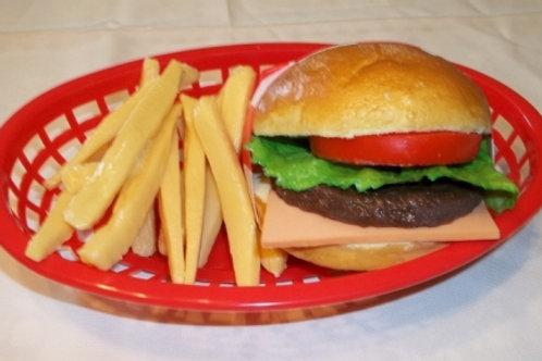 Burger, Fry Basket - BH 100