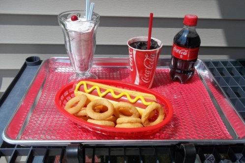 Hot dog/Rings