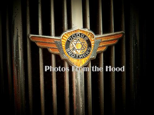 '38 Dodge Emblem