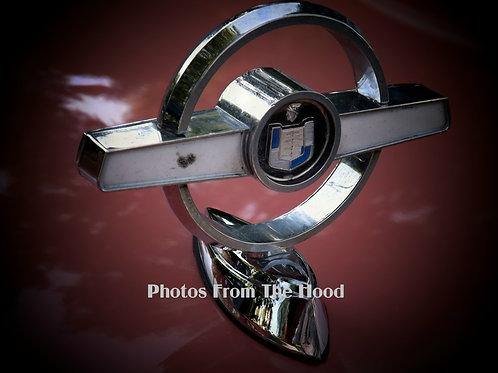 Dodge Hood Ornament