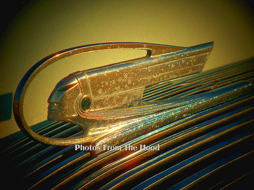 '36 Pontiac Hood Ornament