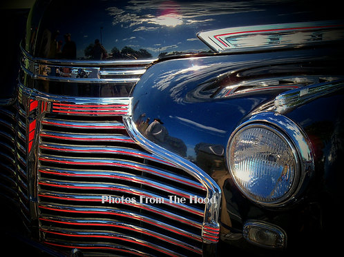 40 Chevy Grill