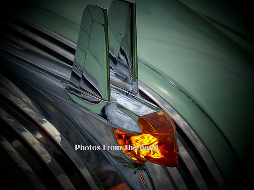 '50's Pontiac Hood Ornament