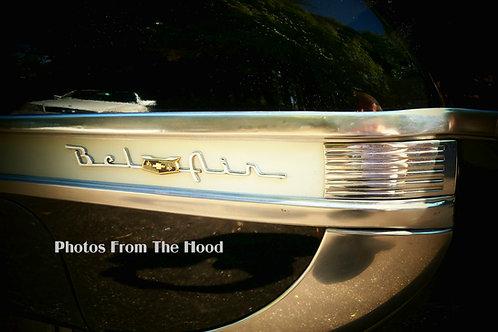 '54 Chevy Side Trim