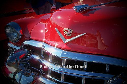 '52 Cadillac Front
