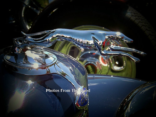 '34 Ford Hood Ornament