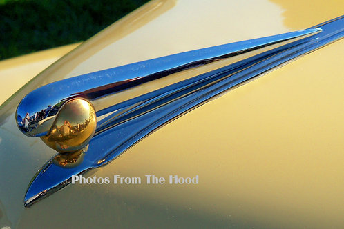 '55 Lincoln Hood Ornament
