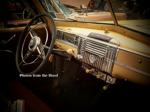 '47 Plymouth Dash