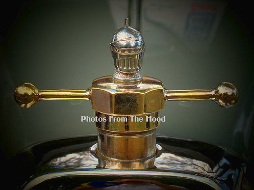 1926 Willys Knight Hood Ornament