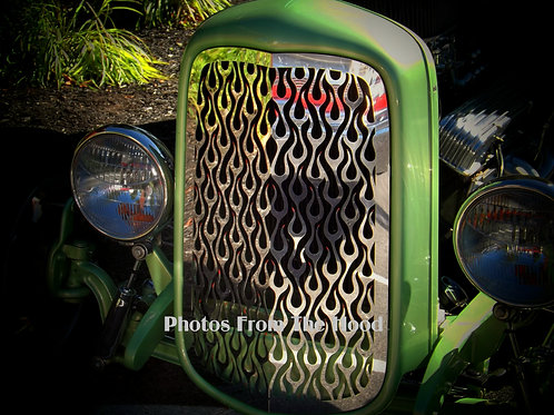 Hot Rod Radiator Shell