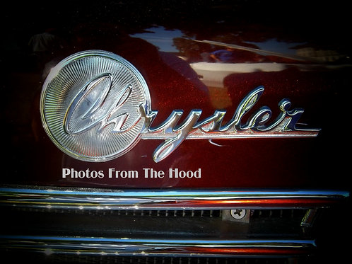 Chrysler Side Emblem