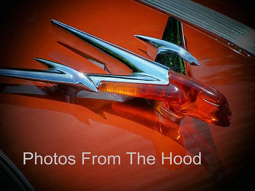 '55 Pontiac Hood Ornament