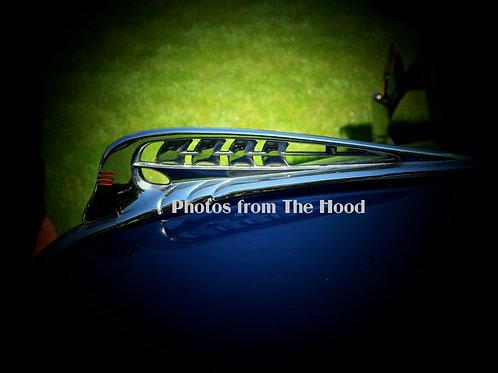 '40 Plymouth Hood Ornament