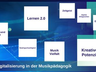 Neues digitales Weiterbildungsformat für Musikschulen