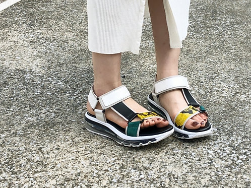 Gellysole Lether Sports Sandals