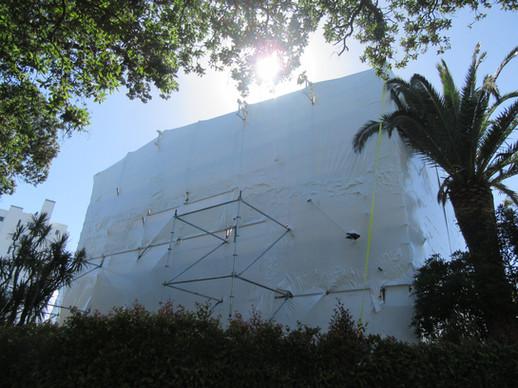 Shrinkwrap Structures