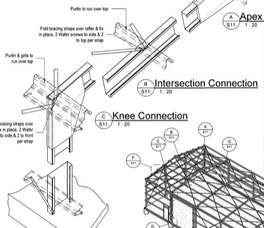 Cold Form Steel Structures