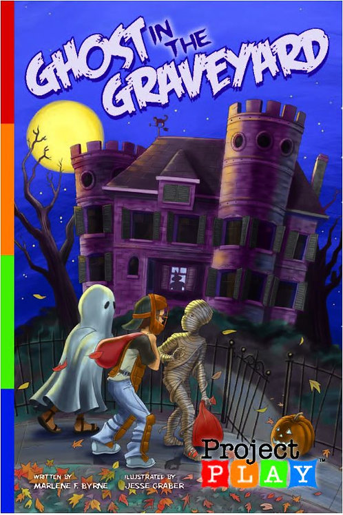 Ghost in the Graveyard by Project Play - Paperback
