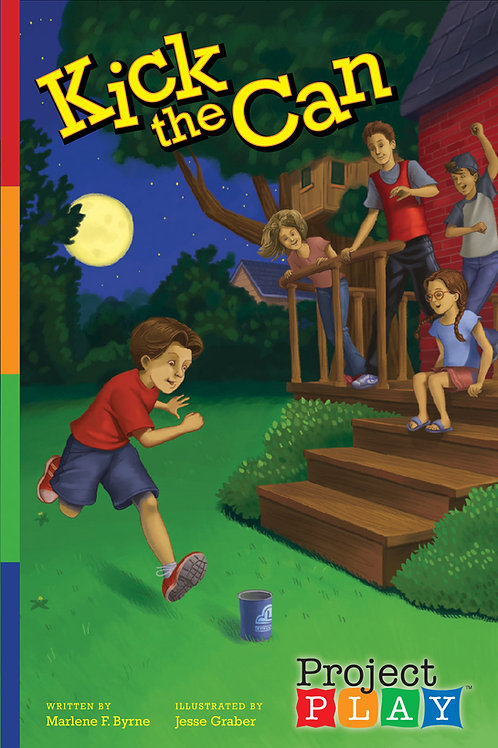 Kick The Can by Project Play - Paperback