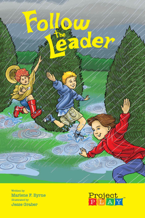 Follow the Leader by Project Play - Hardcover