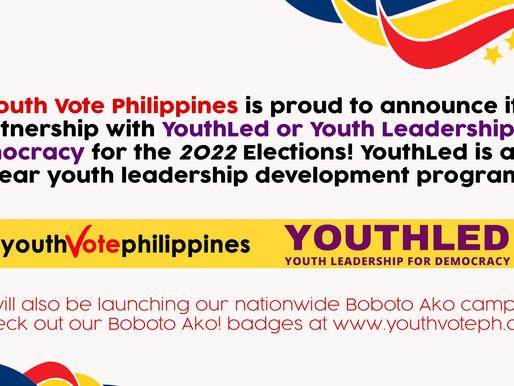 Partnership with YouthLed
