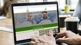 עיצוב אתר לחברת איזוסאונד