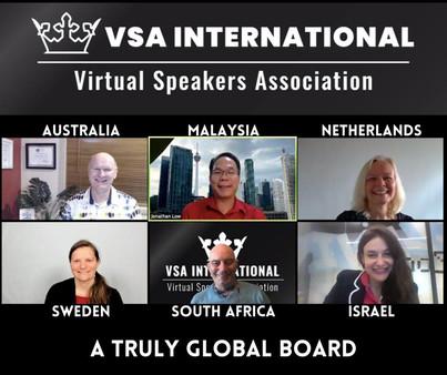 VSA board