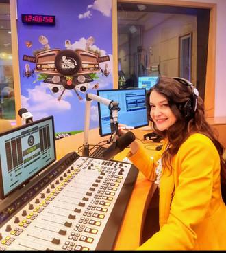 מרינה נעמי סמוליאנוב | הרדיו הבינתחומי