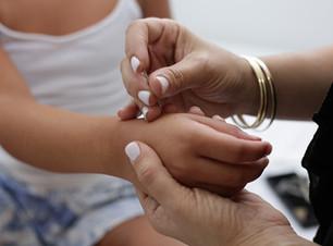 זהר זייתוני רפואה סינית לתינוקות וילדים